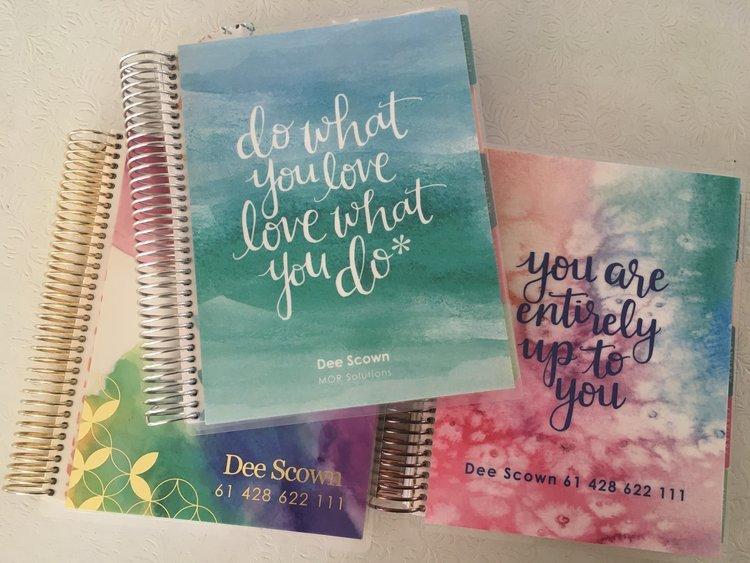 Erin Condren Diaries